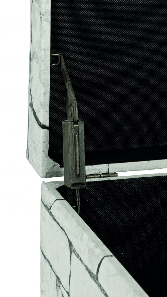 Úložný taburet Bernie, 65 cm