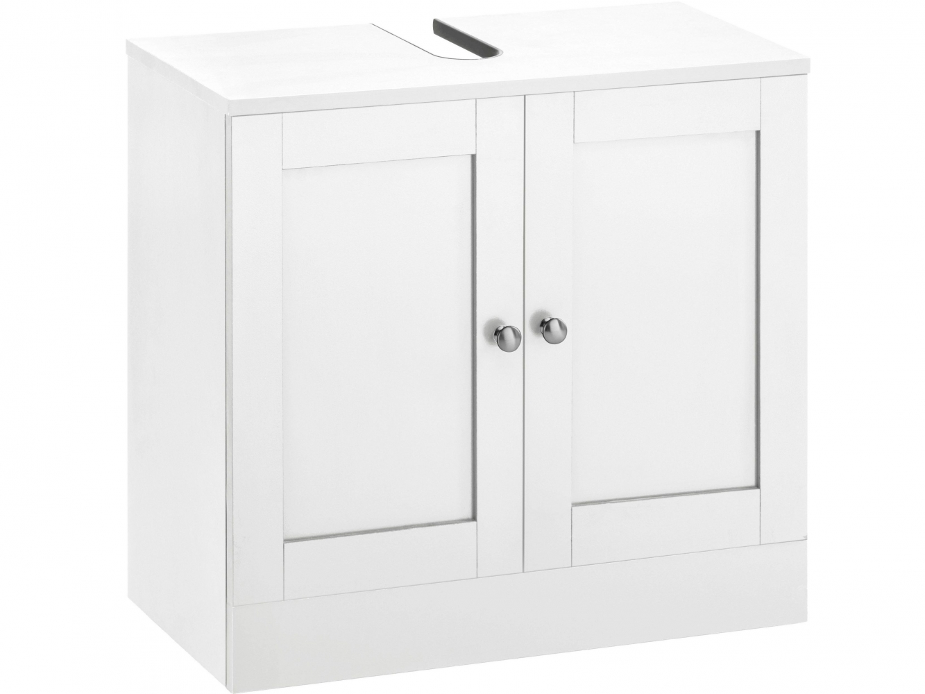 Umyvadlová skříňka Kiley II., 60 cm, bílá