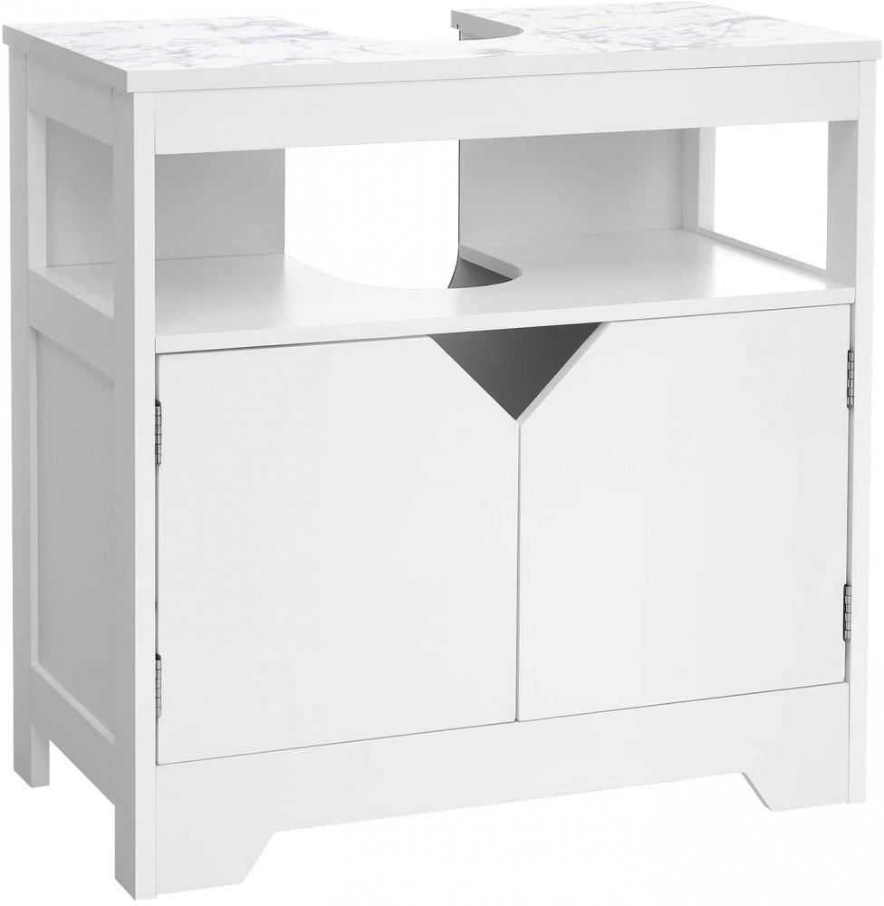 Umyvadlová skříňka Rai, 60 cm, bílá