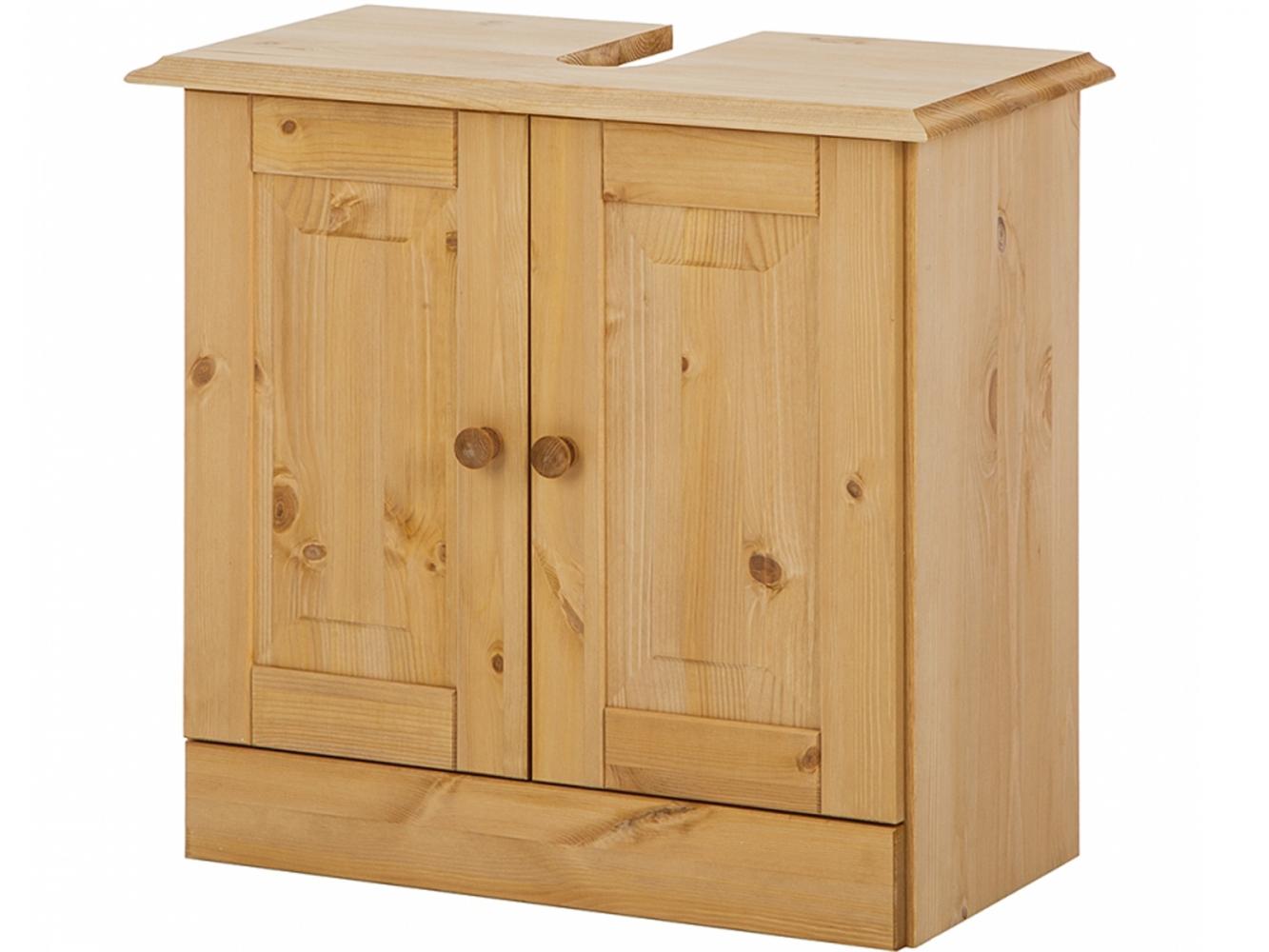 Umyvadlová skříňka Rocia, 60 cm, borovice