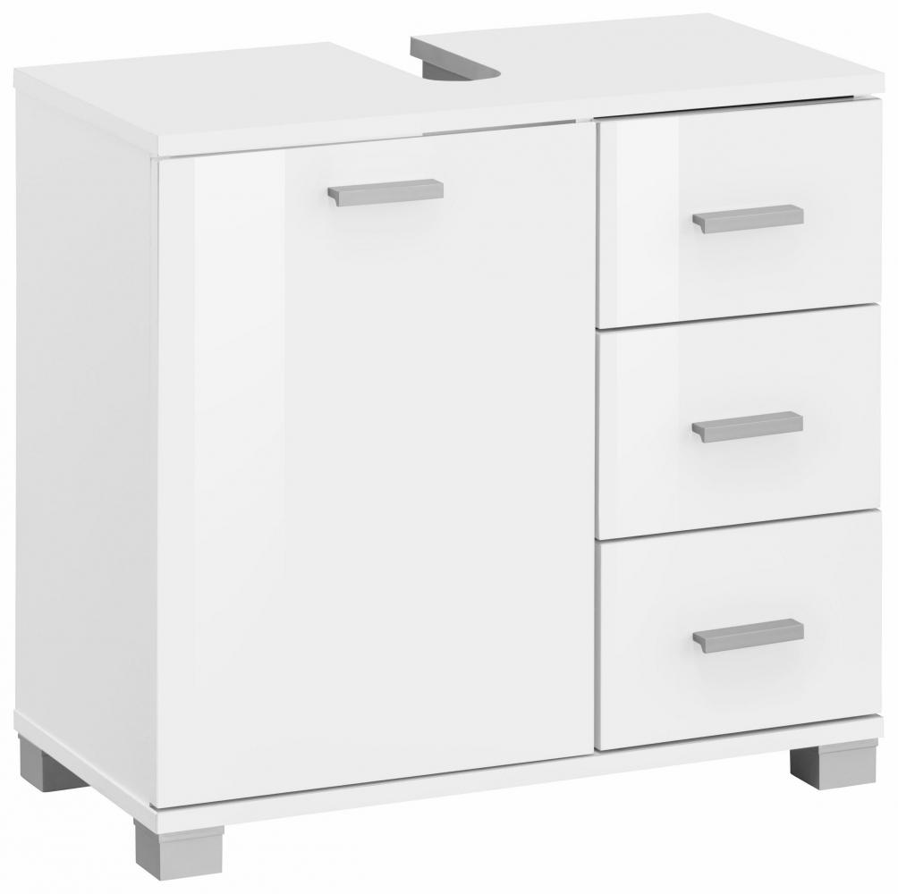 Umyvadlová skříňka Ronda, 60 cm, bílá
