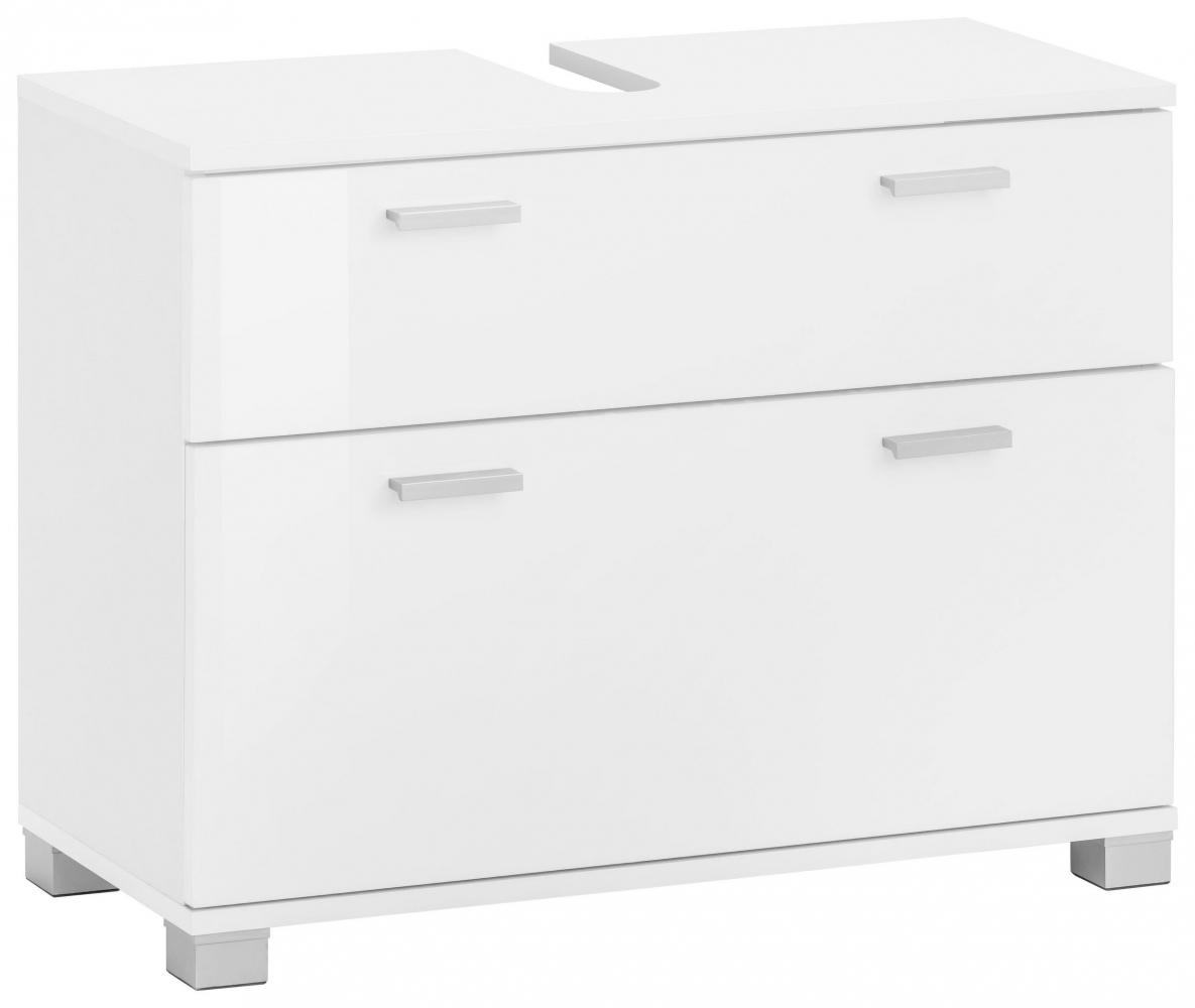 Umyvadlová skříňka Ronda, 70 cm, bílá
