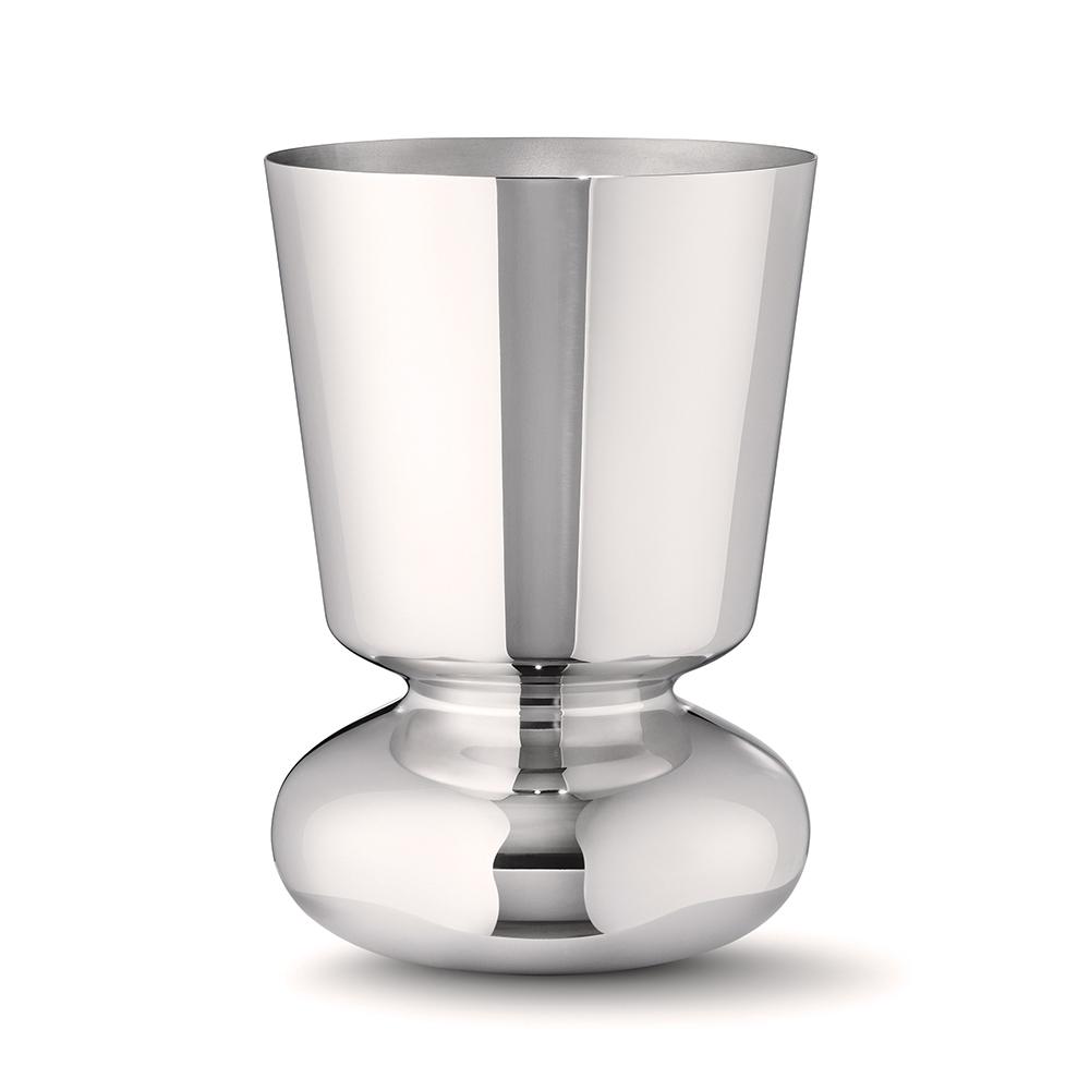 Váza Alfredo, nerez, malá