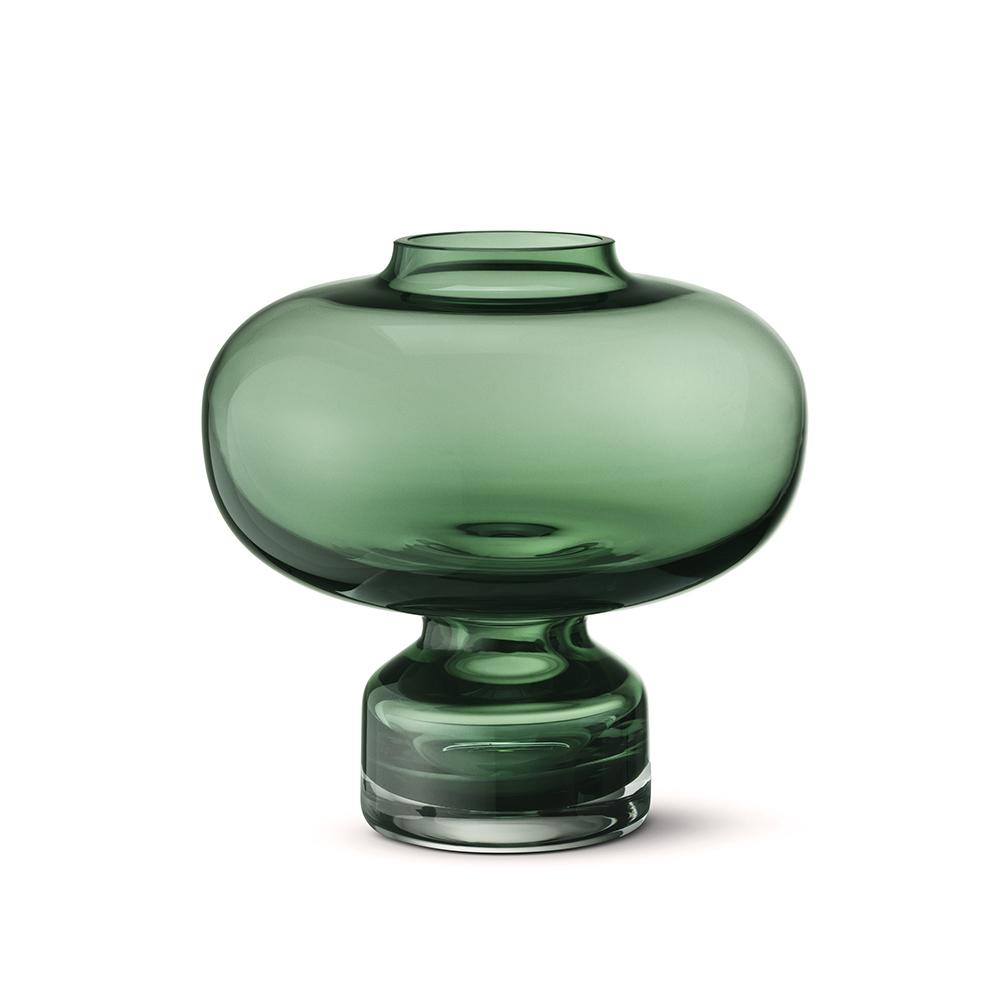 Váza Alfredo, sklo, malá
