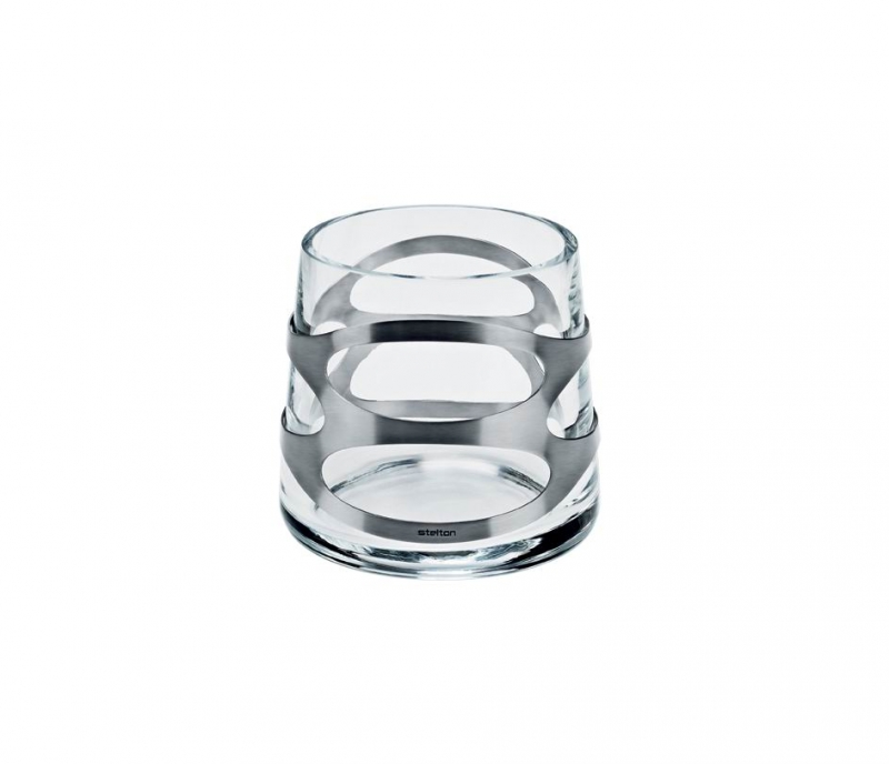 Váza Embrace mini, 10 cm nerez