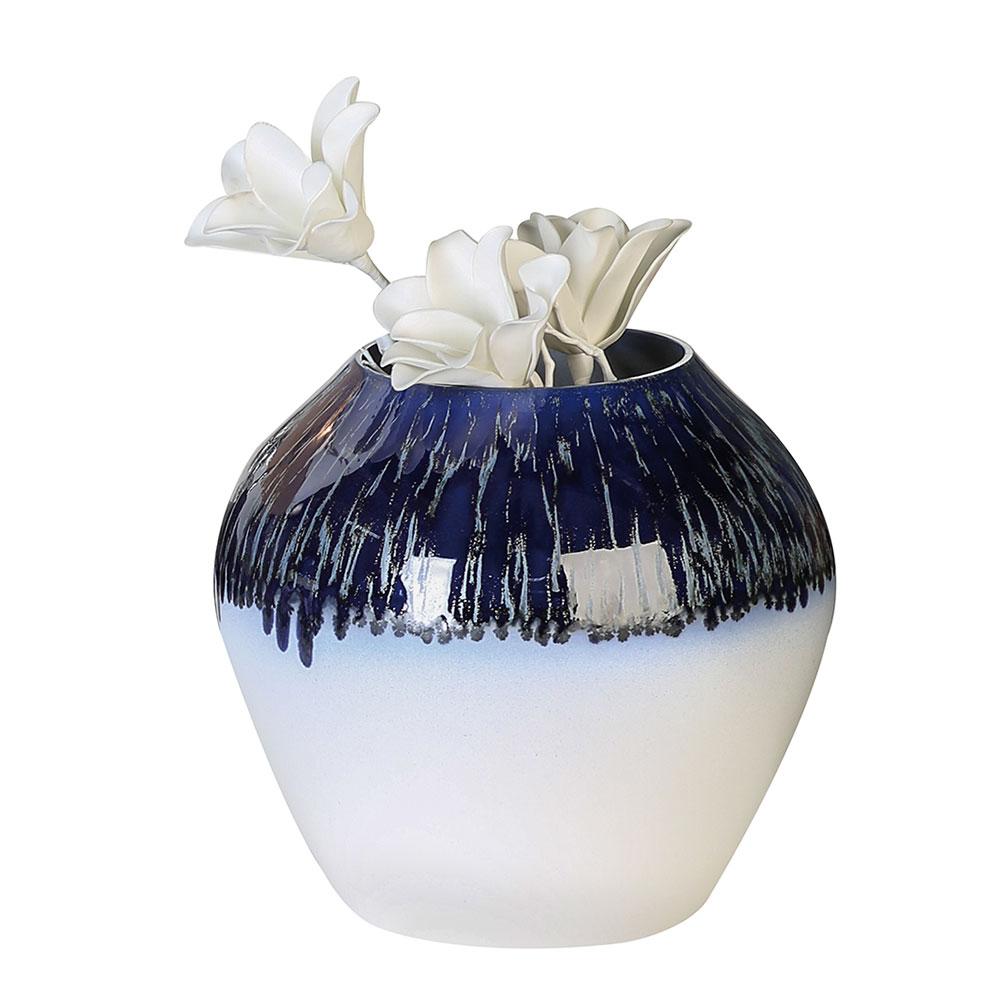 Váza keramická Vulcano, 34 cm