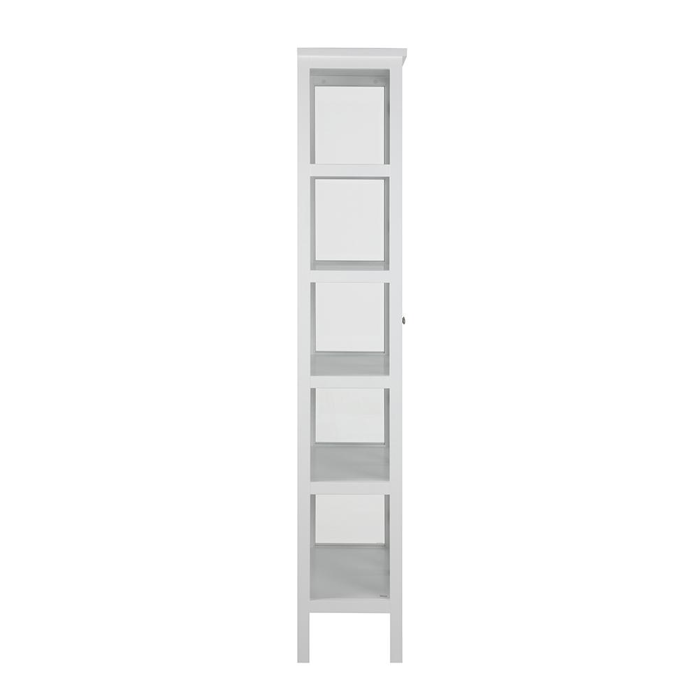 Vitrina s dvoukřídlými dveřmi Elton, 210 cm