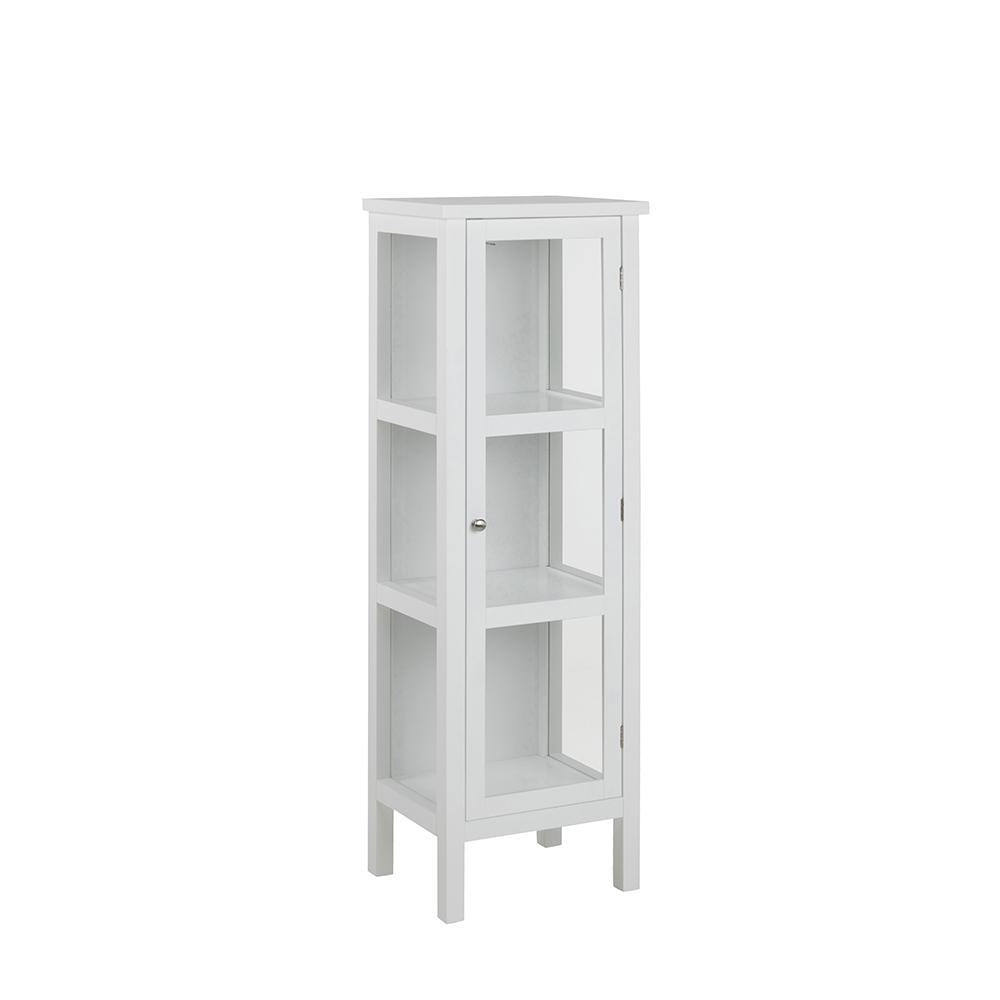 Vitrina s jednokřídlými dveřmi Elton, 136,5 cm