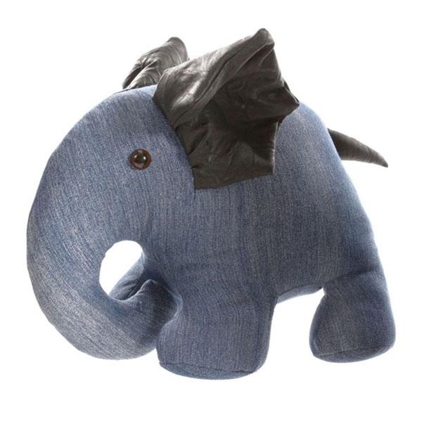 Zarážka do dveří Slon, 28 cm