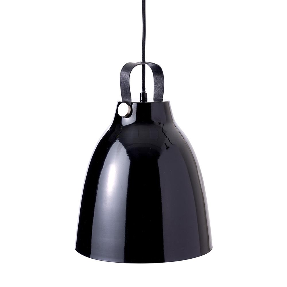 Závěsné svítidlo / lustr Copenhagen, 18 cm, černá