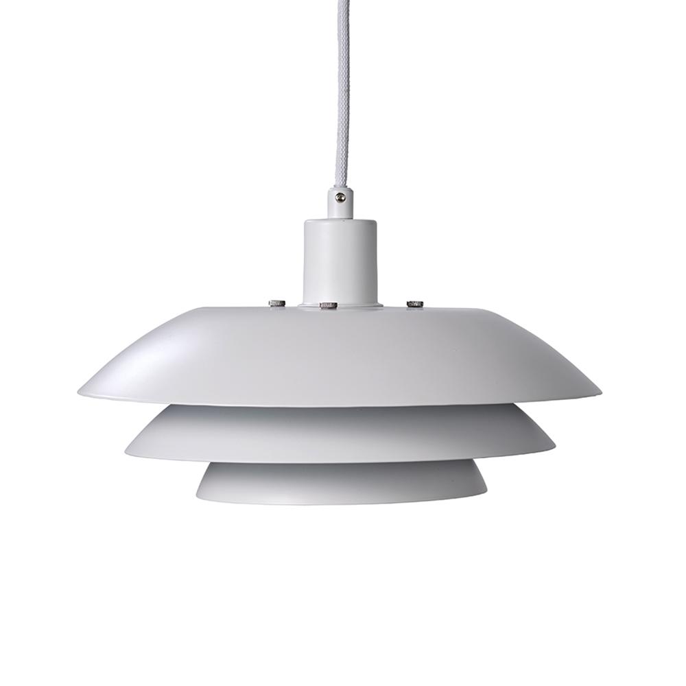 Závěsné svítidlo / lustr DybergLarsen DL31, 31 cm, bílá