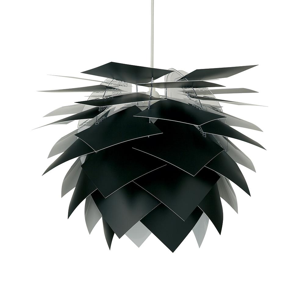 Závěsné svítidlo / lustr DybergLarsen Illumin, 35 cm, černá