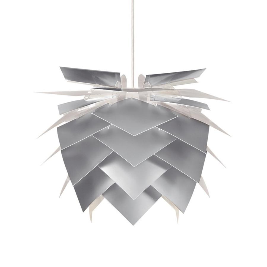Závěsné svítidlo / lustr Illumin, 35 cm, hliník