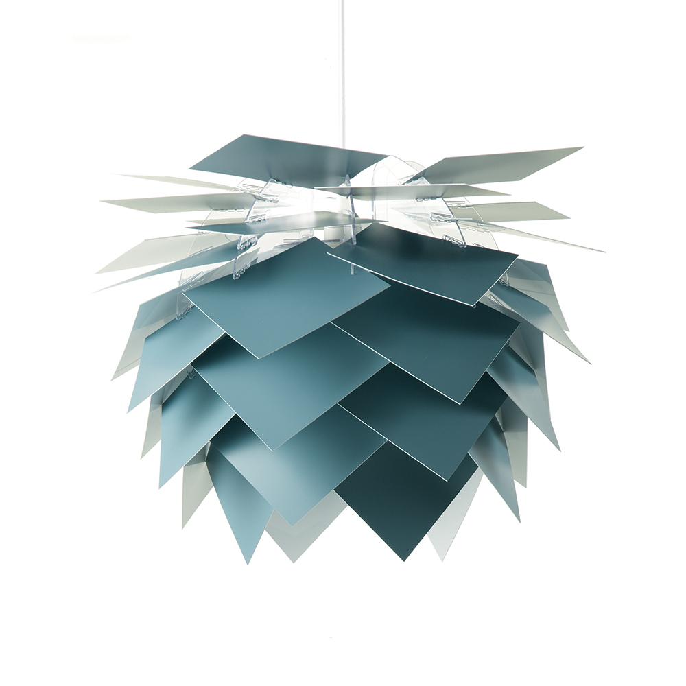 Závěsné svítidlo / lustr Illumin, 35 cm, modrá