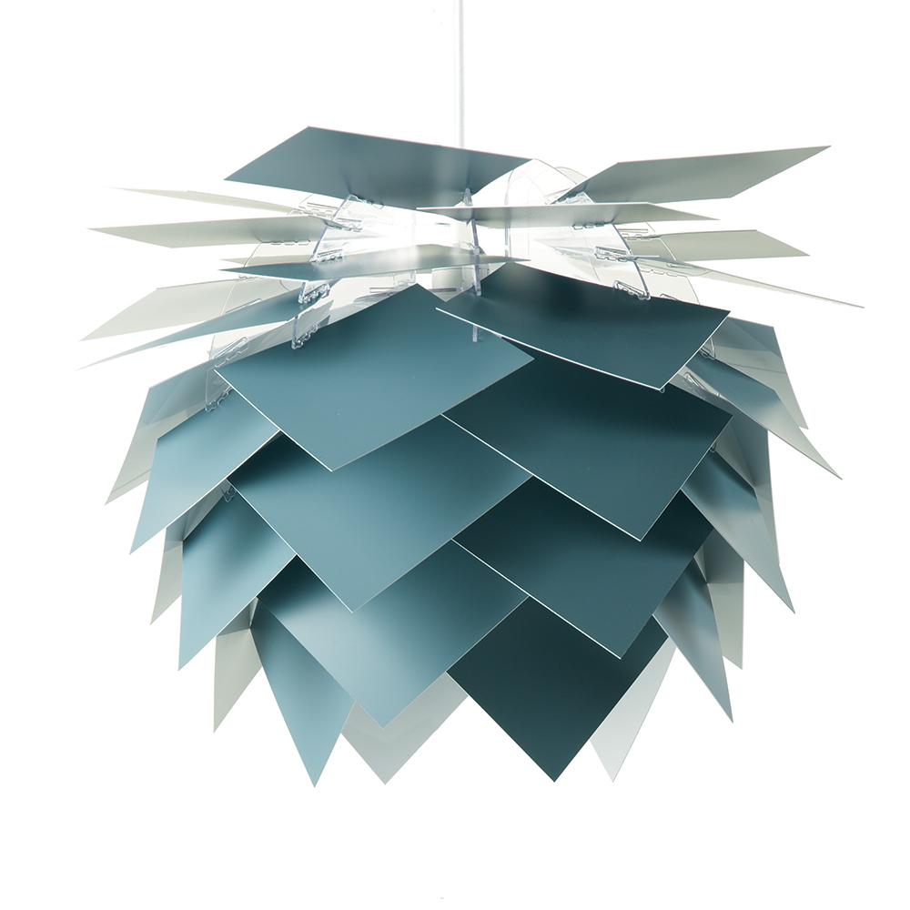 Závěsné svítidlo / lustr DybergLarsen Illumin, 45 cm, modrá