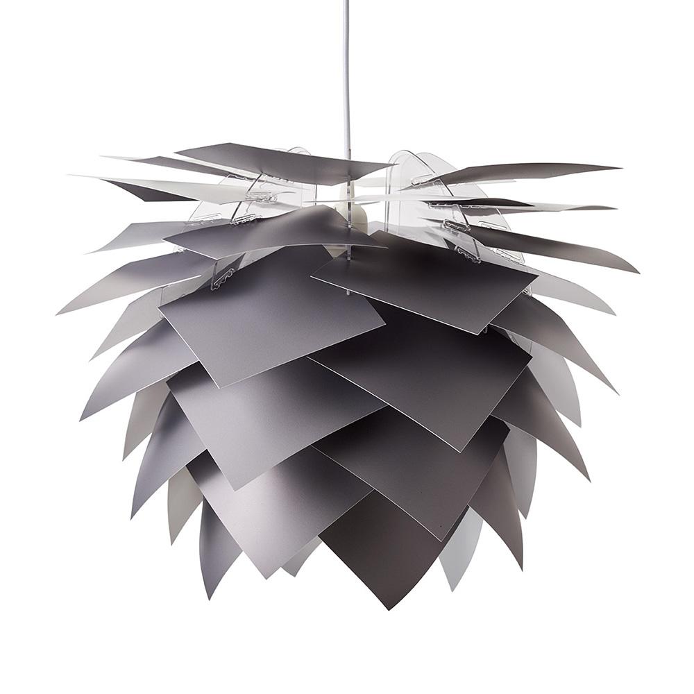 Závěsné svítidlo / lustr DybergLarsen Illumin, 45 cm, šedá