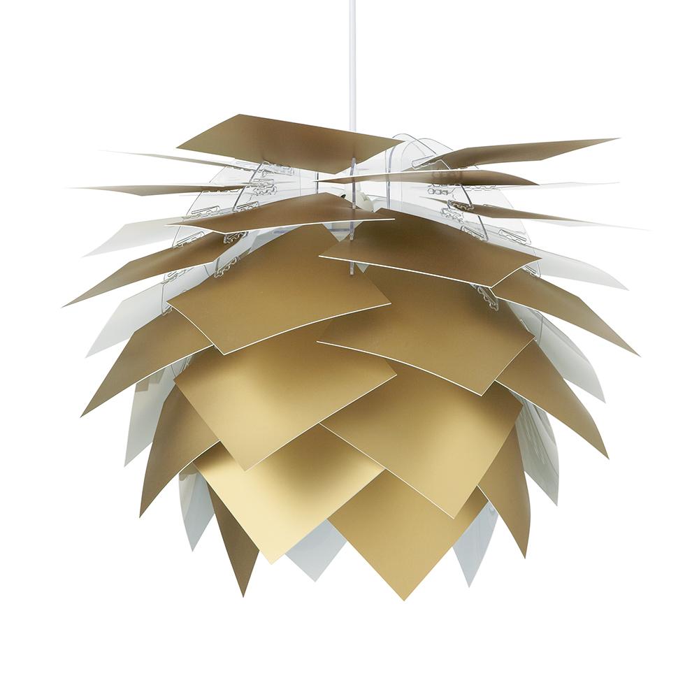 Závěsné svítidlo / lustr DybergLarsen Illumin, 45 cm, zlatá