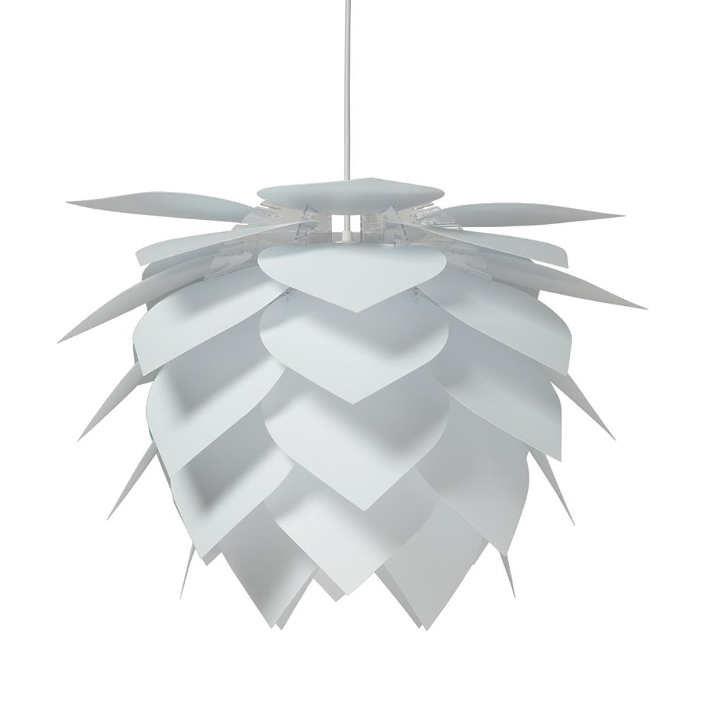 Závěsné svítidlo / lustr DybergLarsen Illumin Drip/Drop, 45 cm, bílá