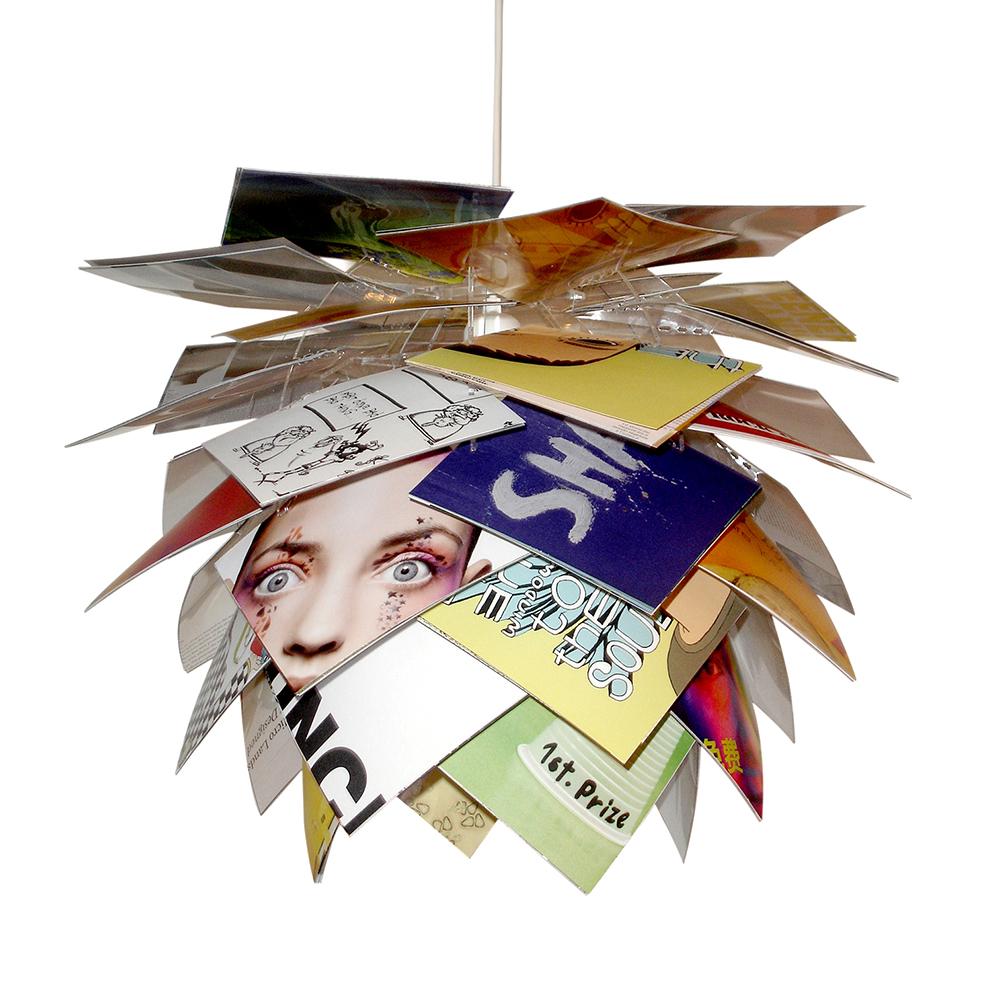 Závěsné svítidlo / lustr DybergLarsen Illumin Magazine, 45 cm