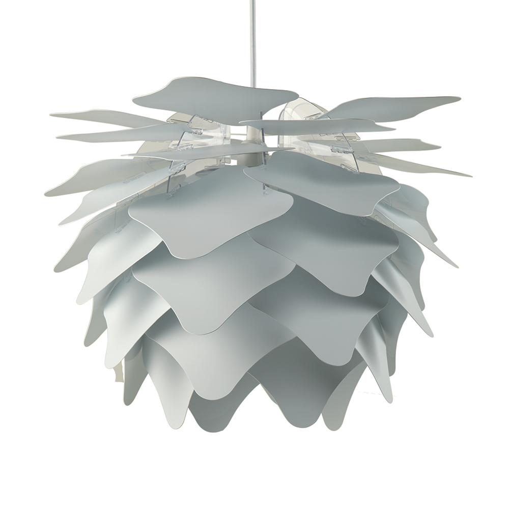 Závěsné svítidlo / lustr DybergLarsen Illumin Peanut, 45 cm, bílá