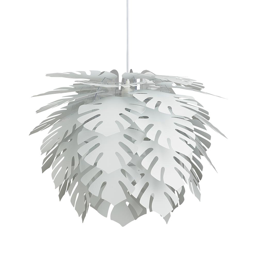 Závěsné svítidlo / lustr DybergLarsen Illumin Philo, 45 cm, bílá