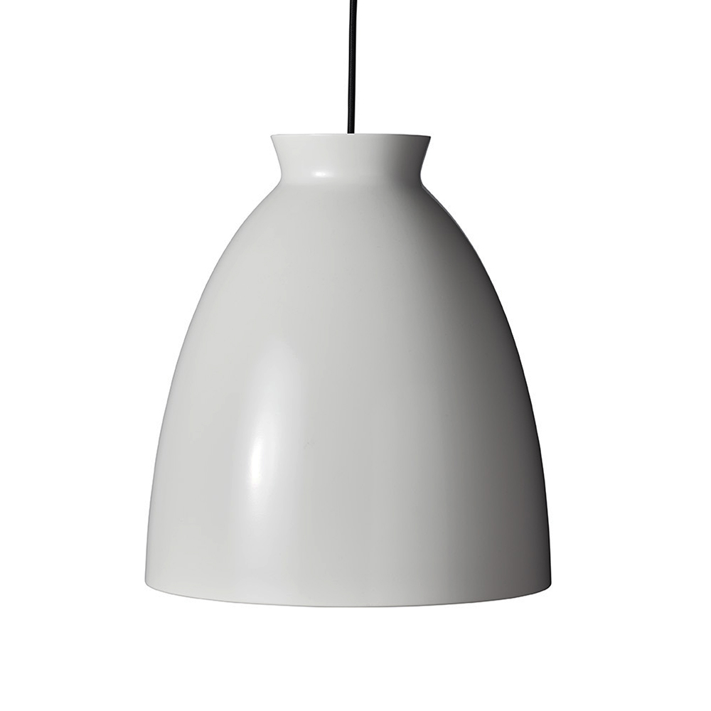 Závěsné svítidlo / lustr Milano, 19 cm, bílá