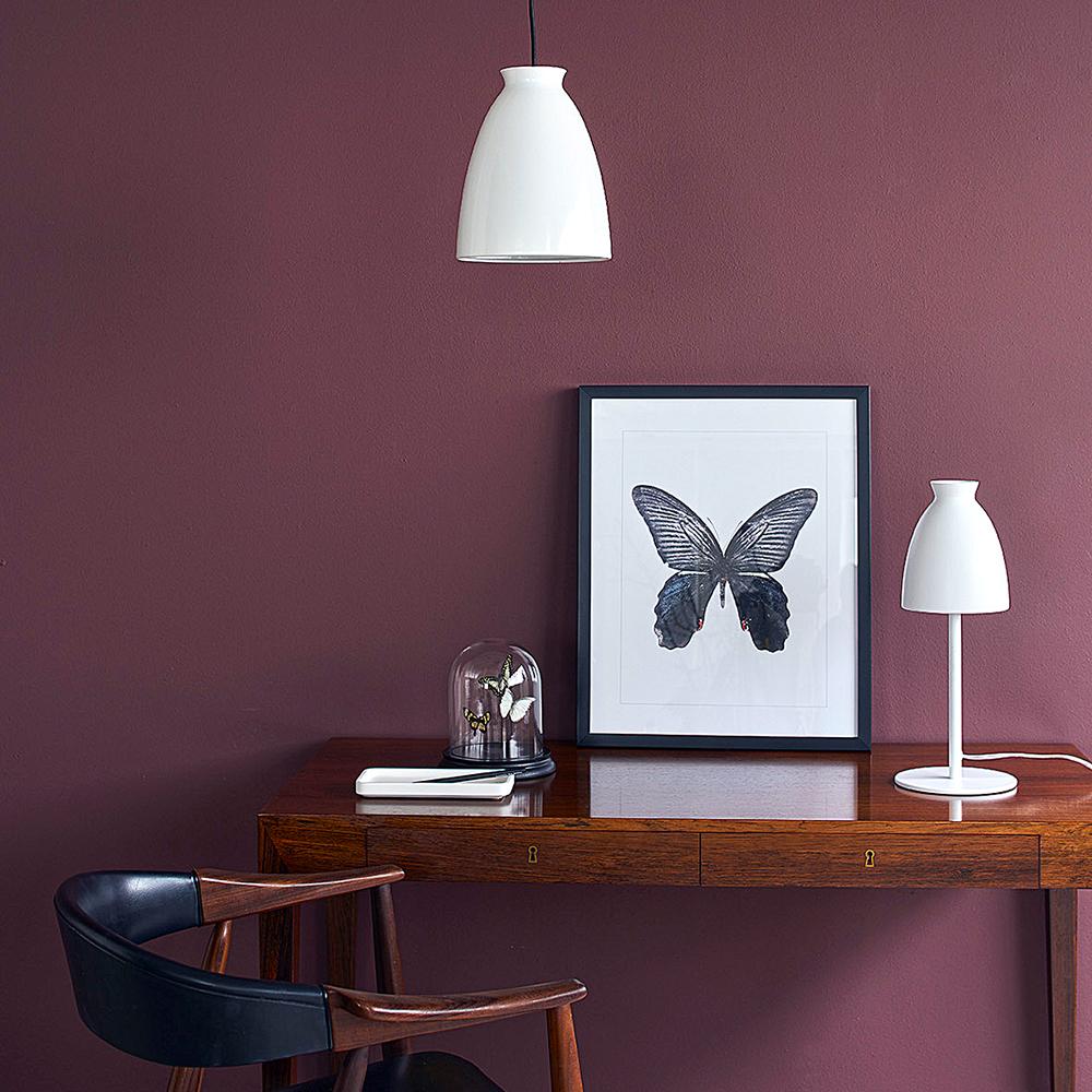 Z v sn sv tidlo lustr dyberglarsen milano 19 cm b l for Design outlet milano