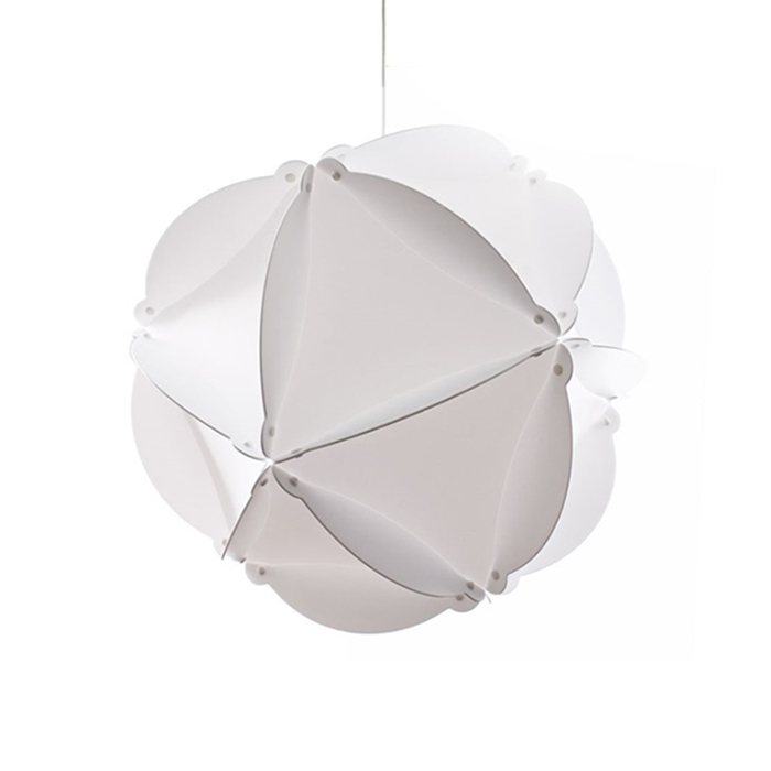 Závěsný lustr Bolden, 40 cm