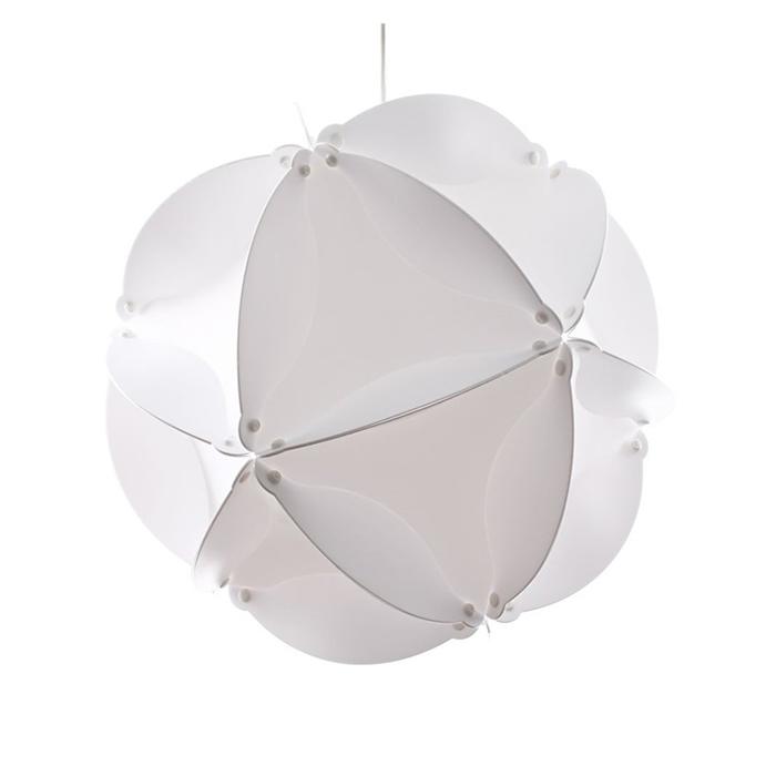 Závěsný lustr Bolden, 50 cm