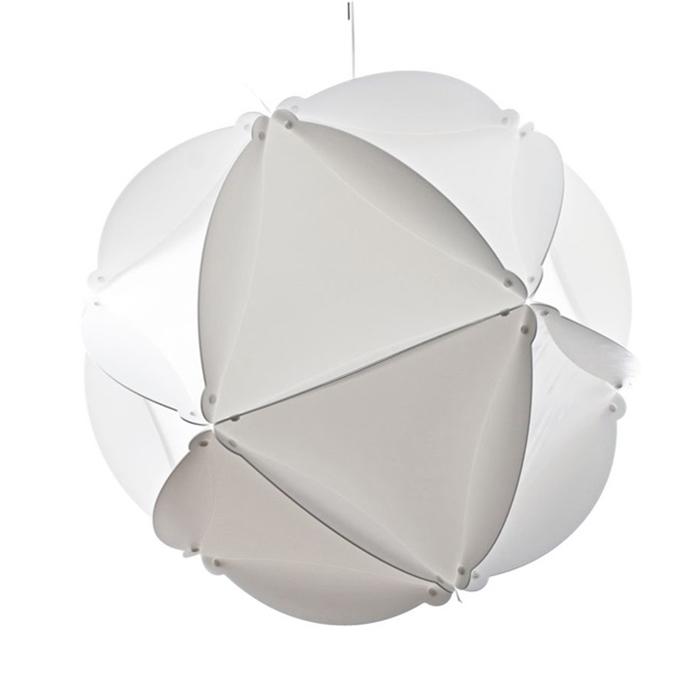 Závěsný lustr Bolden, 60 cm