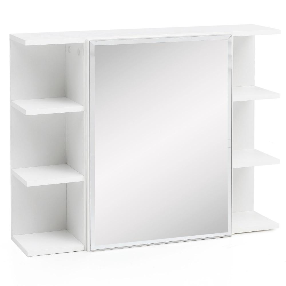 Zrcadlová skříňka Mays, 80 cm, bílá