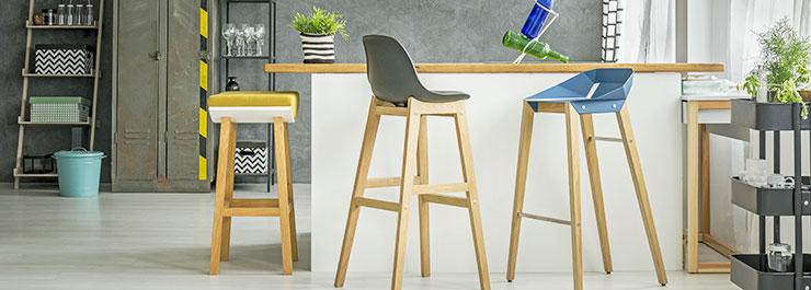 cc795f1515801 Dizajnové stoličky k barovému stolu za akčné ceny | DESIGN OUTLET