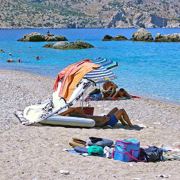 Letní plážová soutěž